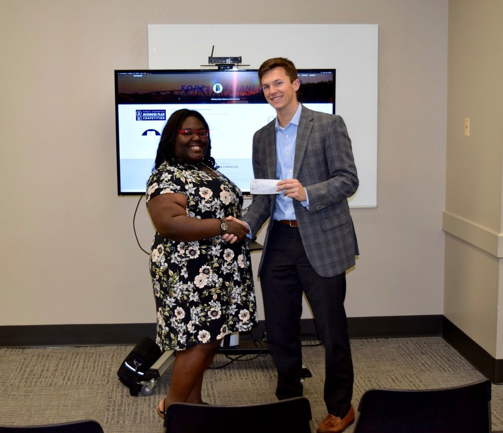 Cha'tonia Stanley and former CEO, Ben Leonard (January 2018 - May 2018).
