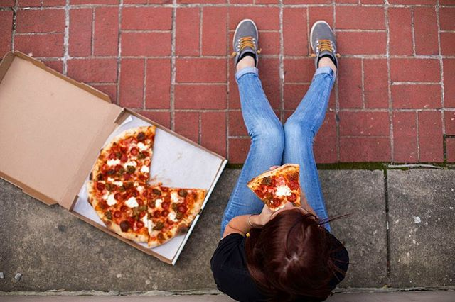 One of our favorite things about pizza is, you can eat it anywhere! Comment your below and tell us why YOU love pizza 🍕 #sliceonbroadway #beechview #carnegie #pncpark #shadyside #pittsburghpizza #pgh #pittsburghfoodie #local #dailypizza #pizza #instapizza #eatpizza #pizzaporn #instafood #foodie #ronicups #pizzalover #pizzagram #eatpgh #pittsburghfood #pizzalover #pizzalife #pizzaislife #pizzageeks #littlepeps #pizzalove #412 #pizzapizza