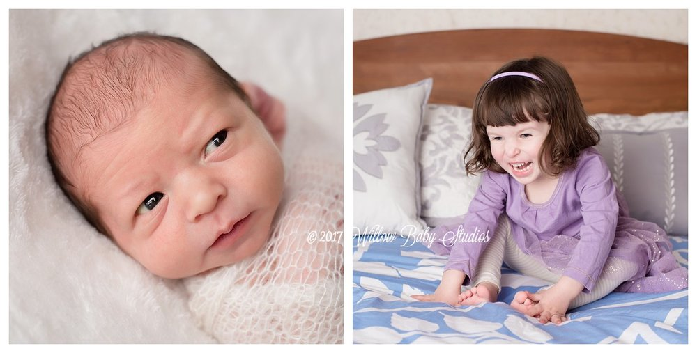 set-of-two-individual-portraits-newborn-brother-toddler-sister