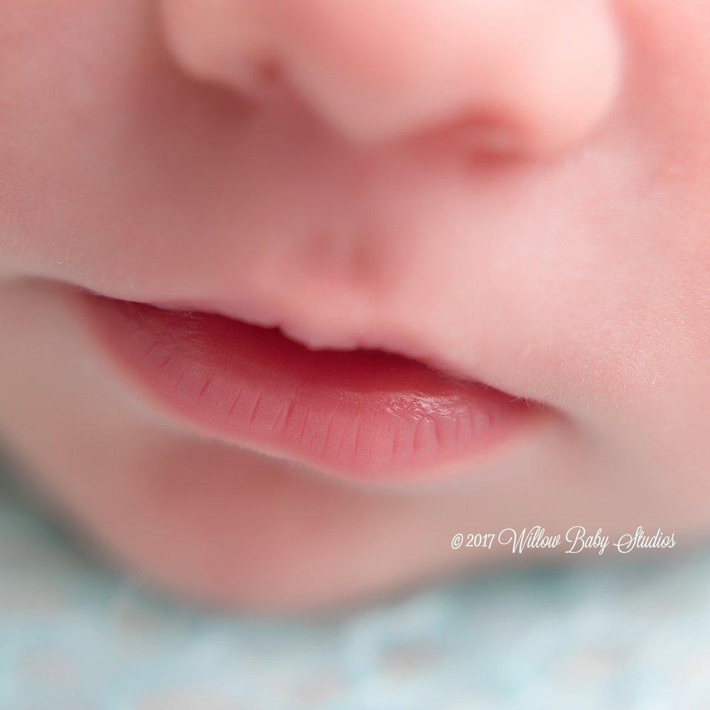 luscious baby lips!