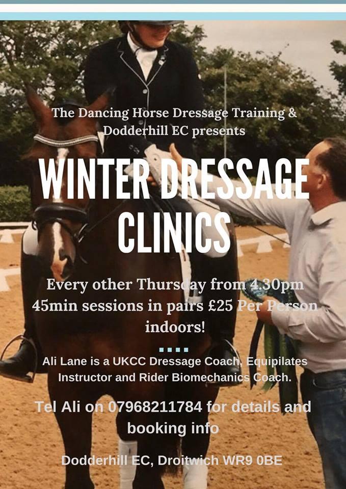 Dressage Clinics