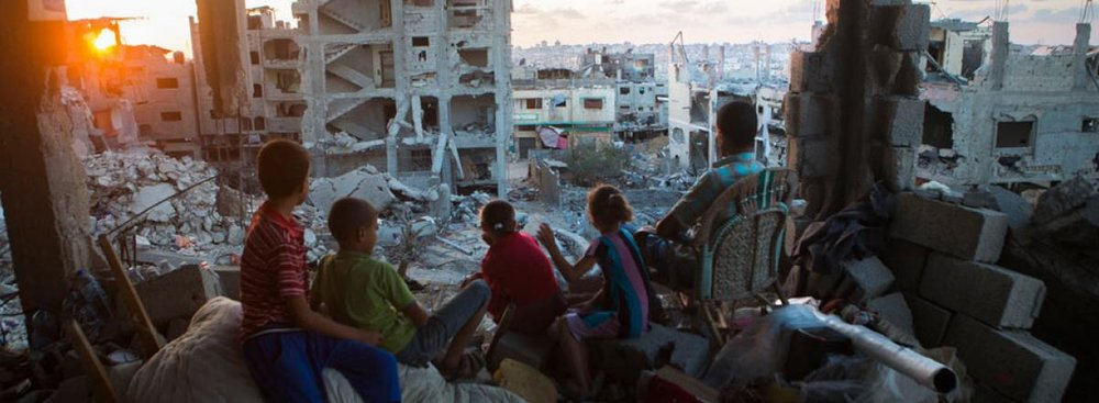 The Gaza Strip is the scene of a humanitarian disaster that has nothing to do with natural causes – it is entirely human-made, a direct result of official Israeli policy.