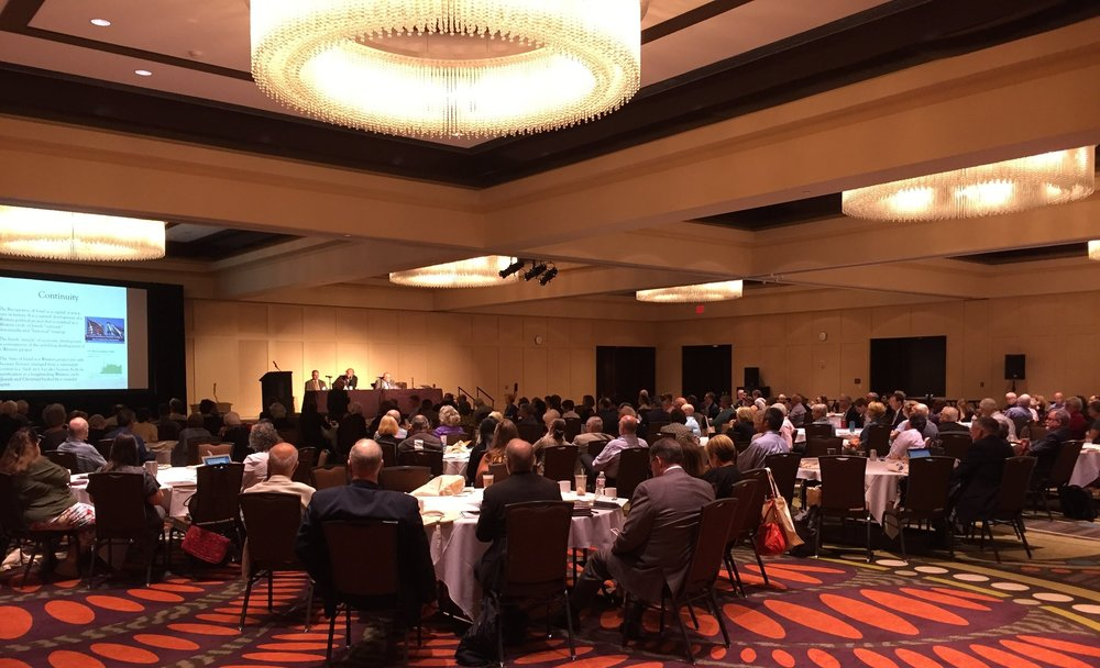 The Jerusalem Conference was well-attended, with enthusiastic Palestine supporters from all over the US