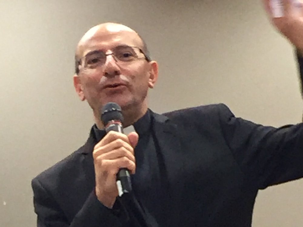 A word from Rev. Dr. Mitri Raheb