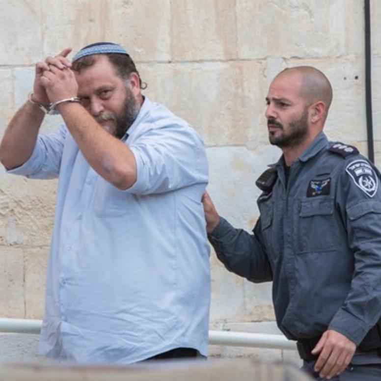 In October of 2017, Gopstein was among 15 Lahava members arrested on suspicion of threatening Israeli Arabs.