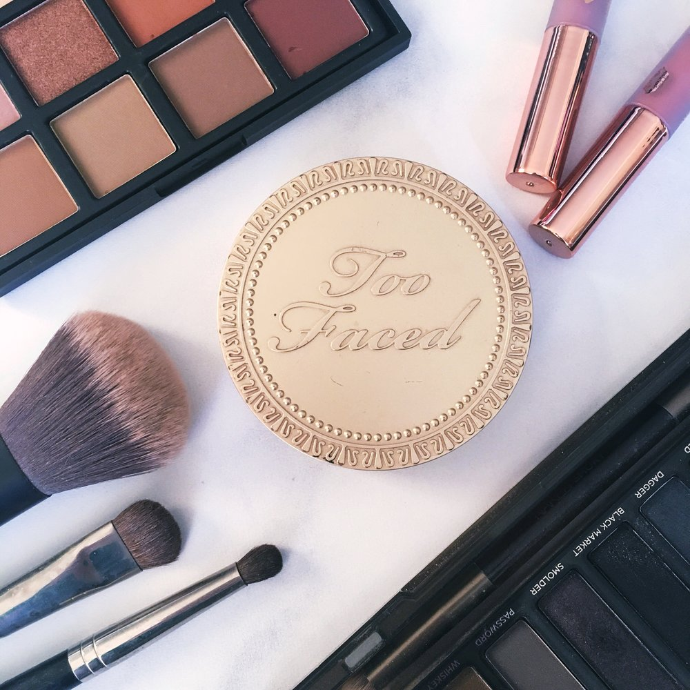 too face bronzer