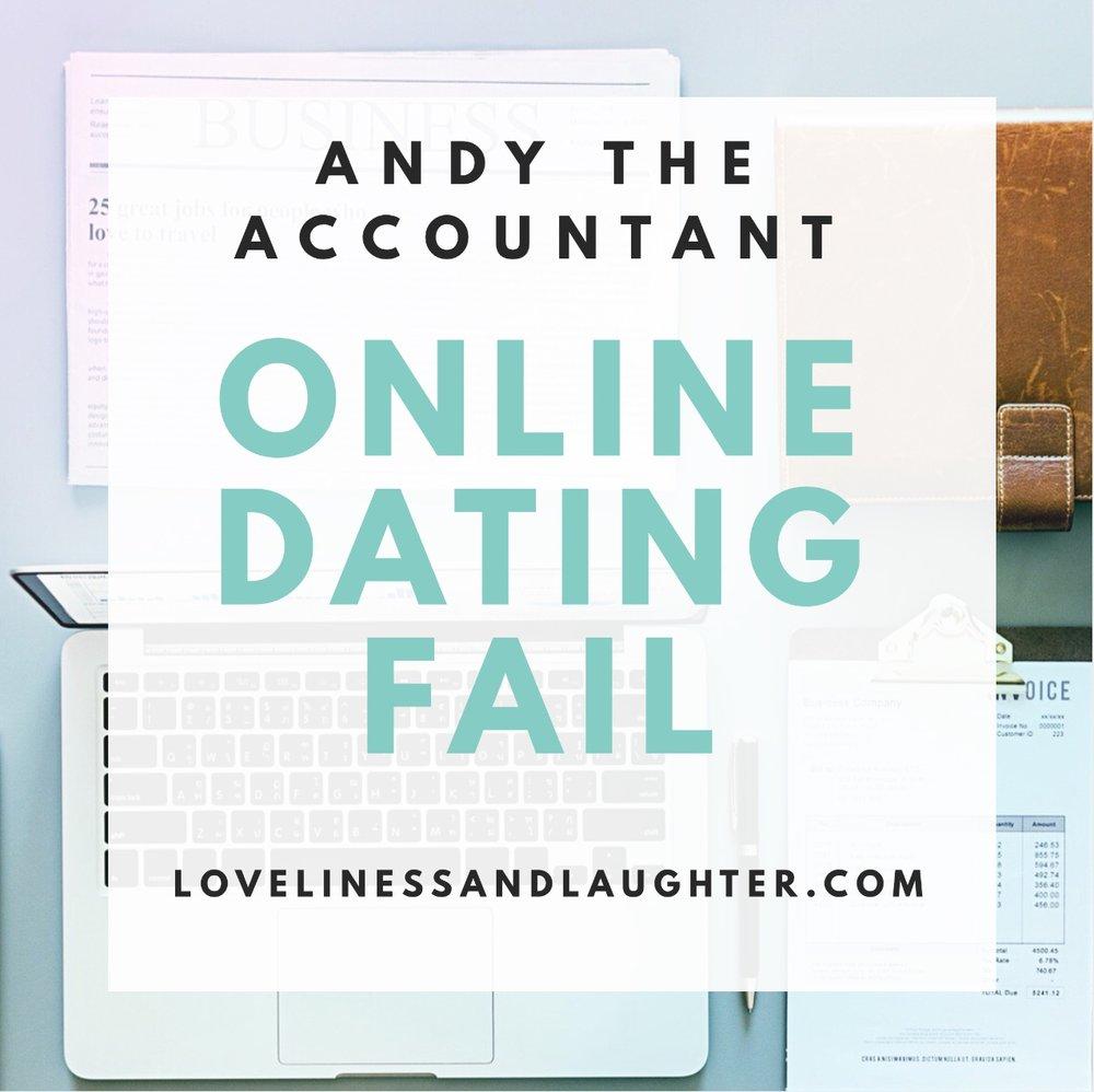 Online dating fail