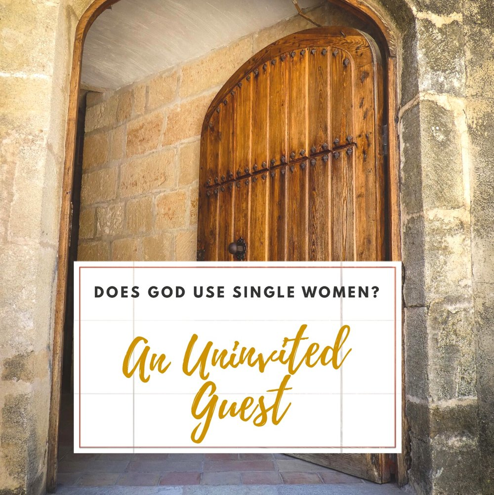 Encouragement and community for Single Christian women as we navigate the life, friendships and dating.
