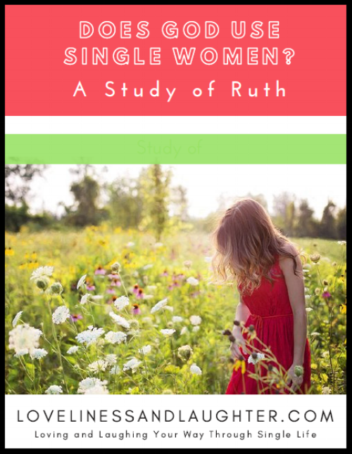 free 5 day devotional on the book of Ruth
