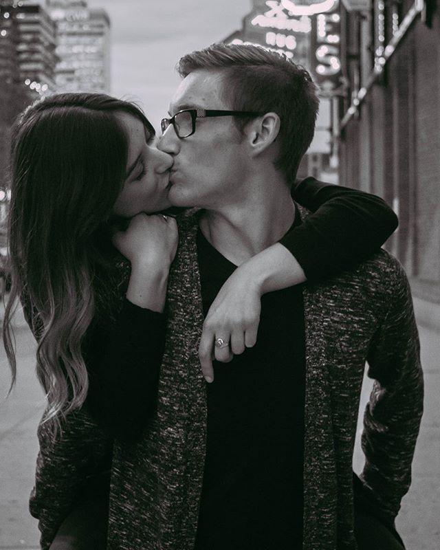 Here's a little grossness for your timeline. Sorry not sorry 🤷🏻♀️ 📷: @pastriesandprada • • • • • • #yeg #yegdt #downtown #yyc #calgary #yegphotography #yegphotographer #alberta #couple #couplephotography #boyfriend #girlfriend #yvr #vancouver #yvrphotographer #yyz #toronto #torontophotographer #canadian #canada #love #happy #kiss #blackandwhite #blackandwhitephotography