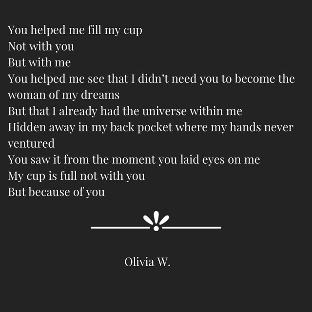 Inspired by @rupikaur_ to start posting my poetry on my Instagram. • • • #writer #poetry #poetrycommunity #poem #lovepoem #thankyou #canadian #canada #writersofcanada