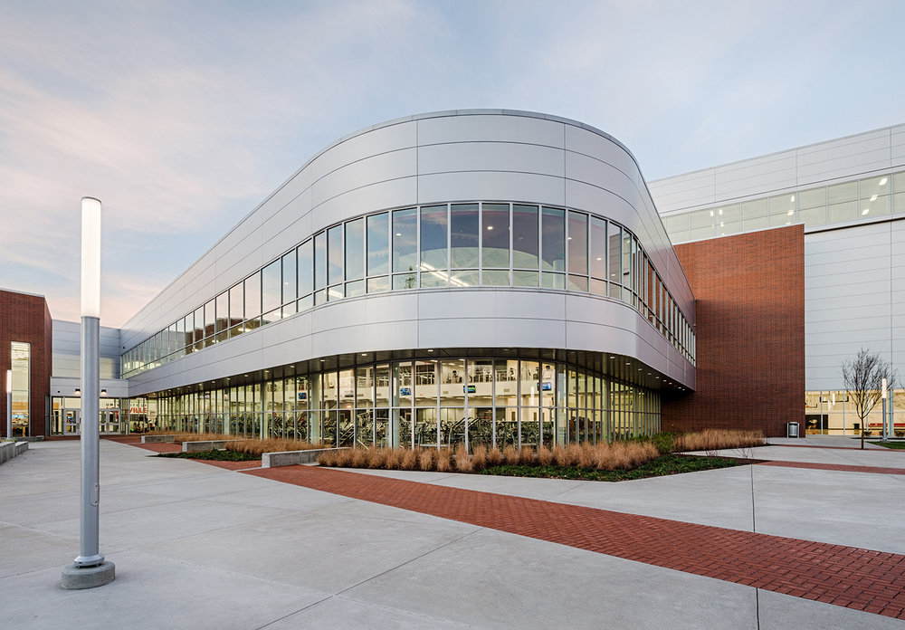 University of Louisville Student Recreation Facility