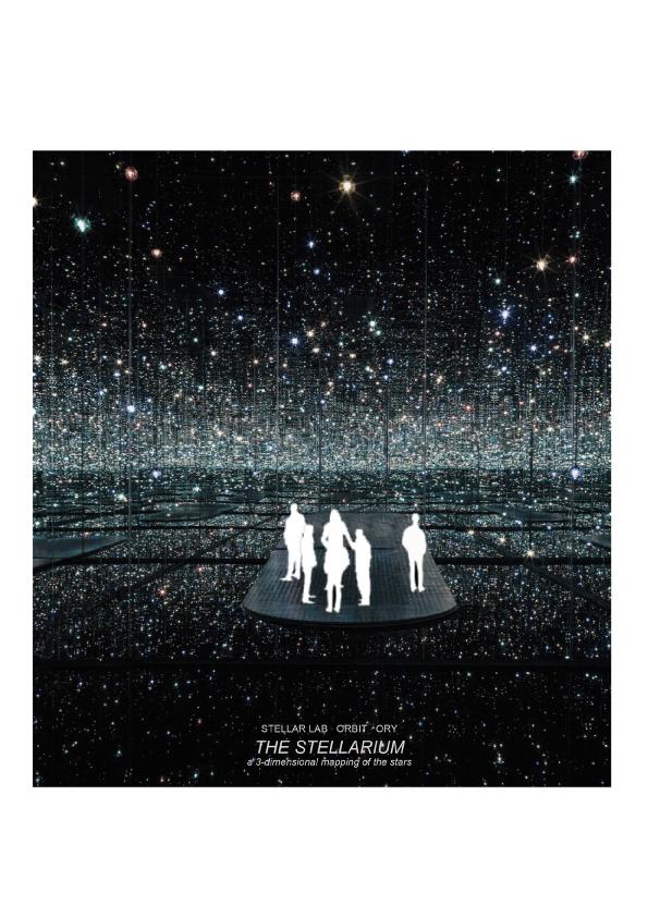Stellar Lab·orbit·ory — Zara Adler