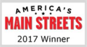 America's Main Streets 2017 Winner Logo