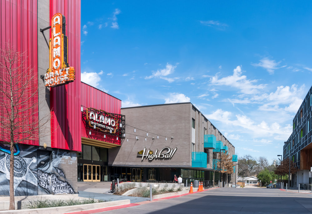 Alamo Village Theater & Retail