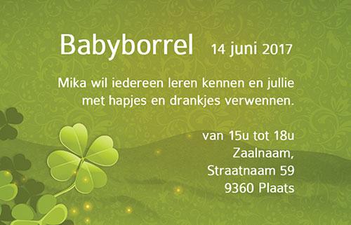 Babyborrelkaartje-xantifee-klavertje-vier-muisje-geboortekaartje-doopsuiker.jpg