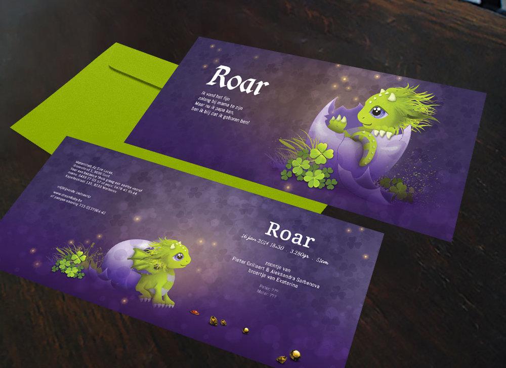first-image-Roar-geboortekaartje-draakje-sprookje-ei-paar-groen-baby-by-xantifee-2.jpg