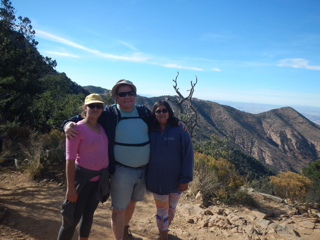 WGD on Summit trail