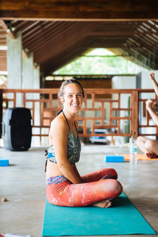 nicaragua san juan del sur yoga