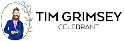 Tim Grimsey | Hobart Wedding Celebrant