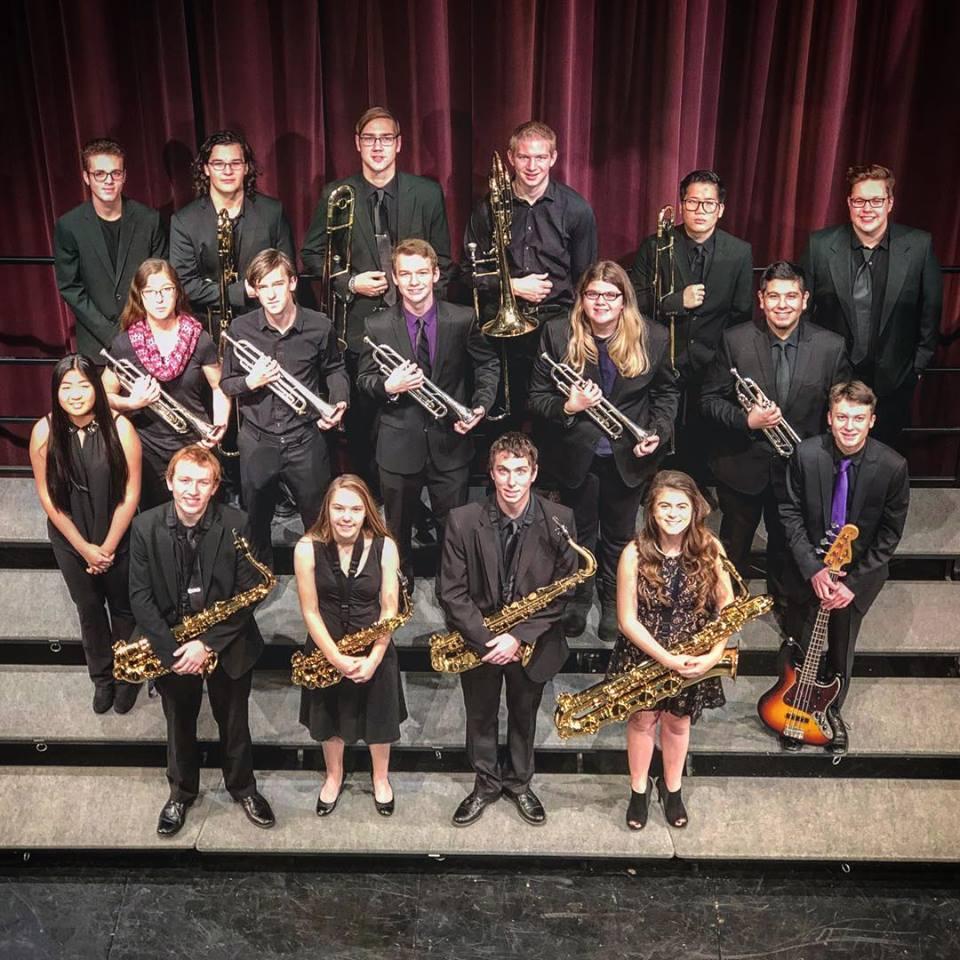 Hanford Jazz I, 2017-2018