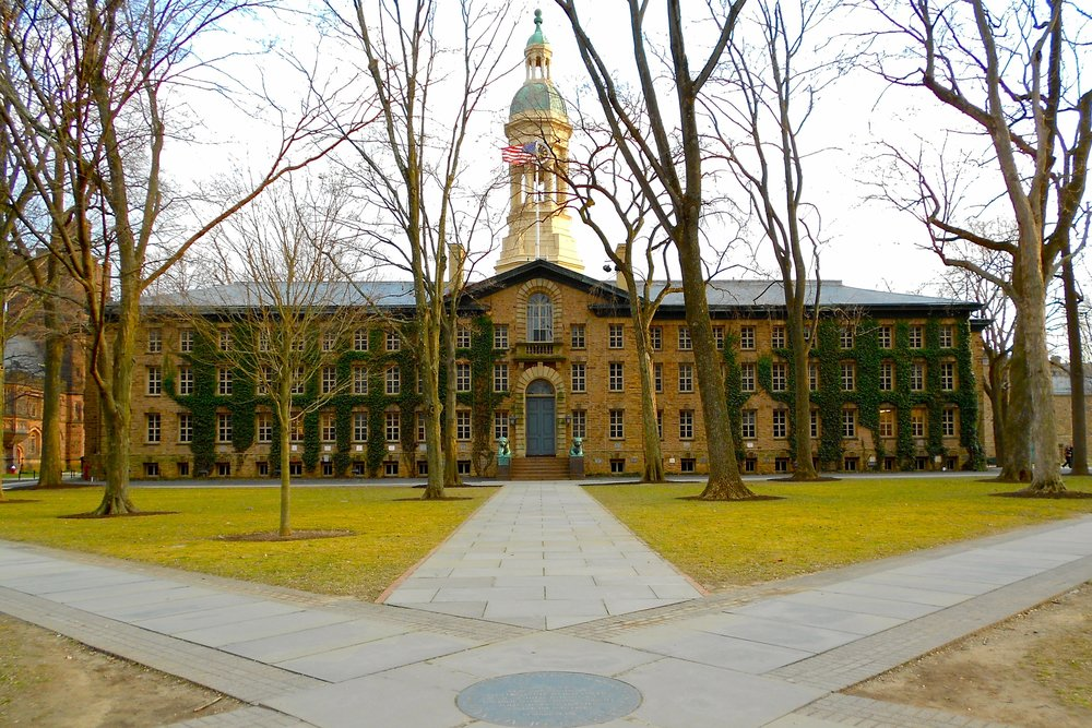 Princeton Admission Statistics — College Crane