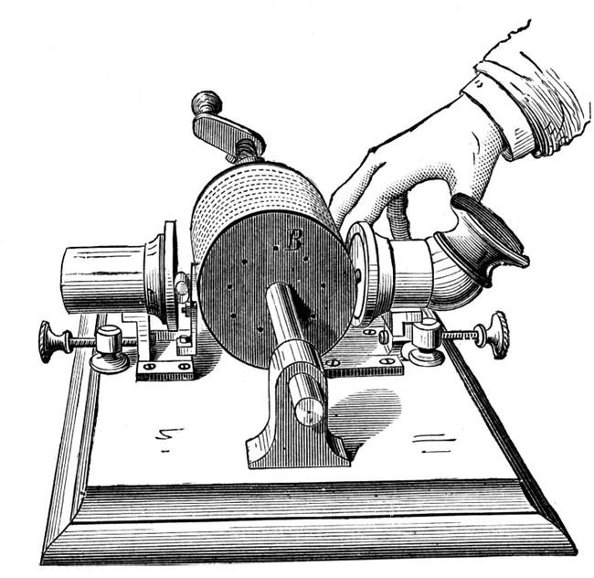 Prototype Phonograph