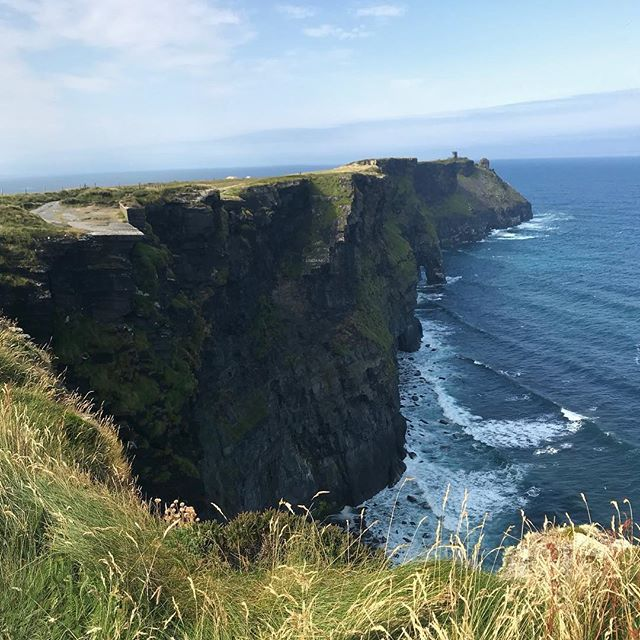 Cliffs of Moher #ireland
