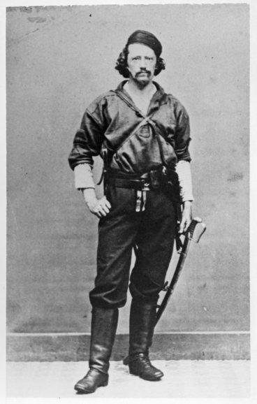 Major Gustavus von Tempsky
