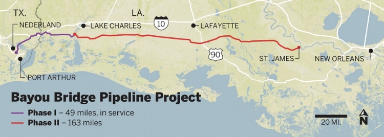 bayou bridge pipeline route map.jpeg