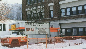 1996 - What is now known as Howe Community Resource Center started out in 1996 as a small parent resource room at Howe School. Realizing that the space was limited and having bigger visions, stakeholders began looking for a permanent building.