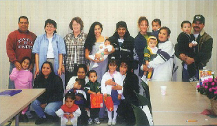 2009 - In 2009, we became a gateway agency for The Community Partnership for Children, thus beginning the parenting program.