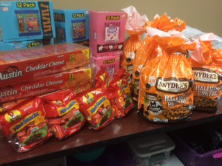 Snack Program - We provide daily snacks for every classroom at Howe School. In the past, teachers were purchasing them as the children were unable to supply them.