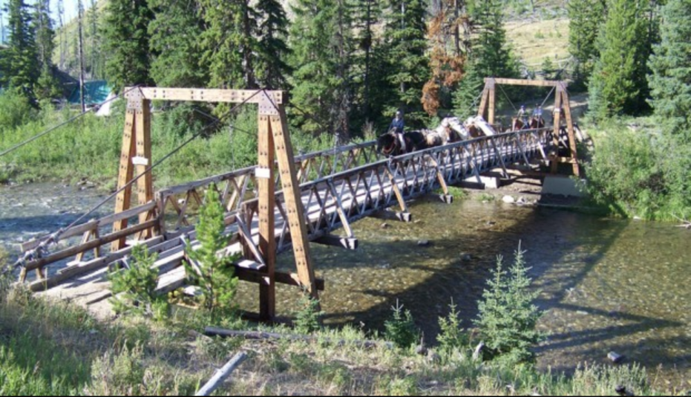 Wilderness Bridge