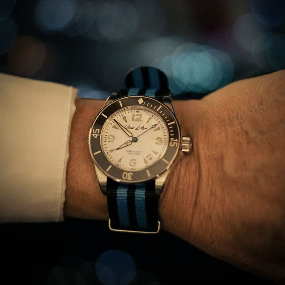 Kermadec Diver-watch Time Locker