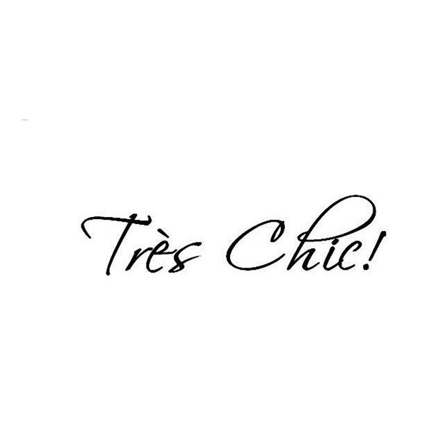 Tu es vraiment #Chicionista