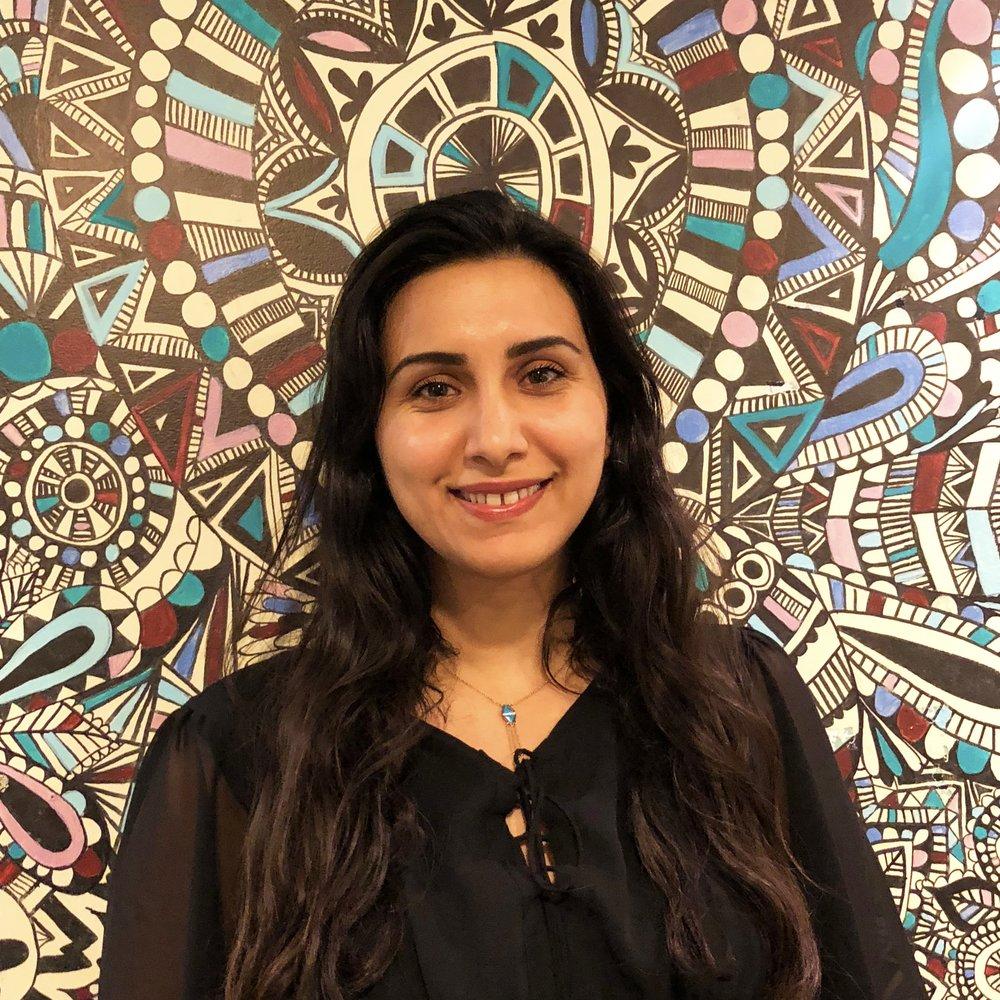 Mariam Hamidaddin