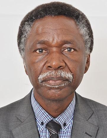 Dr. Godfrey Biemba,  Director/CEO