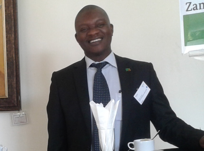 Captain (Dr.) Victor Chalwe, BSc. HB, MBChB, MSc (MED) , Deputy Director, Research Regulation and Promotion