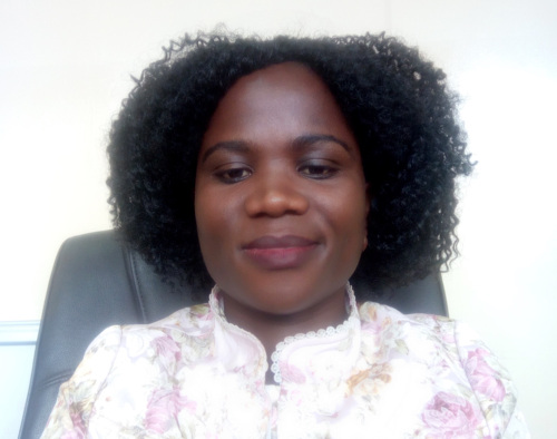 Marvis Bwalya, Assistant Accountant