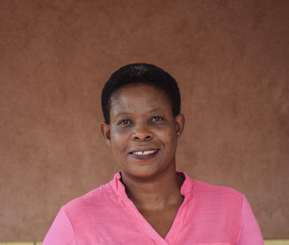 Caroline K. Chunga, Office Assistant.