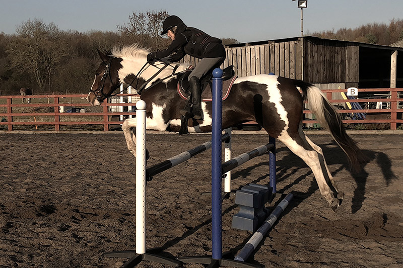 Dy Duncalf Gamston Wood Equestrian