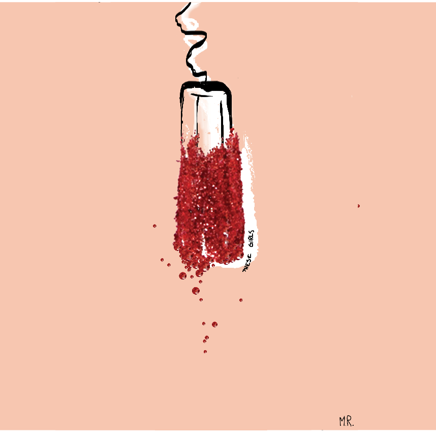 YOU'RE BLEEDING AND IT'S COOL - WHY WE NEED TO STOP WHISPERING WHEN IT COMES TO OUR PERIOD.
