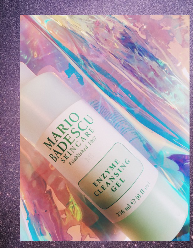 MARIO KNOWS WHAT'S GOOD: I LOVE SWITCHING BETWEEN CLEANSERS. ONE I ALWAYS GO BACK TO IS   THIS ONE  . IT CLEANSES AND GENTLY EXFOLIATES. YOU'RE WELCOME! -T