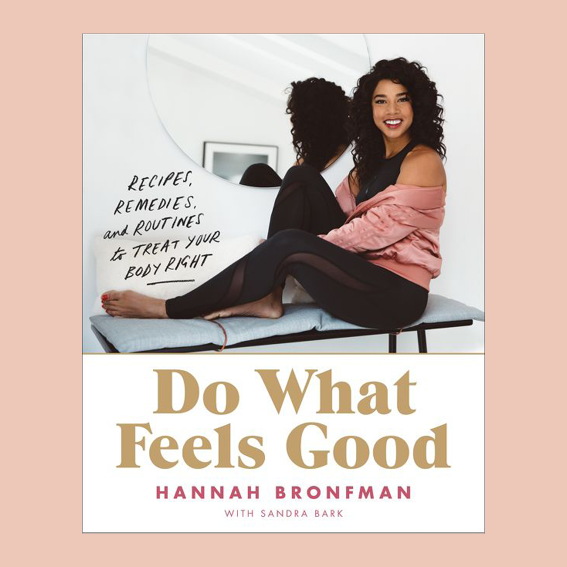 I'VE FOLLOWED HANNAH BRONFMAN FOR SO LONG ON THE GRAM. SO I AM SO HAPPY TO READ HER FIRST BOOK   'DO WHAT FEELS GOOD'  . WHENEVER I LOOK AT HER ACCOUNT I FEEL INSPIRED AND ENCOURAGED TO LIVE THAT HEALTHY LIFE: WHETHER IT'S NUTRITION, NEW BEAUTY TREATMENTS, RECIPES, REMEDIES AND MORE - HANNAH'S GOT YOU! - T