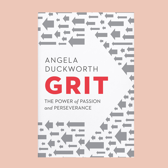 I'VE HEARD EMILY WEISS FROM GLOSSIER SAYING MULTIPLE TIMES THAT THIS IS HER FAVOURITE BOOK AND THE BRAND SHE BUILT IS ONE OF THE MOST INSPIRING IN THE WORLD TODAY, SO I PUT   'GRIT' BY ANGELA DUCKWORTH   ON MY LIST. IT'S ALL ABOUT WHY PASSION AND PERSEVERANCE ARE MORE IMPORTANT WHEN BUILDING A BUSINESS, SO YES, I CAN'T WAIT TO GET INTO THIS ONE. - J