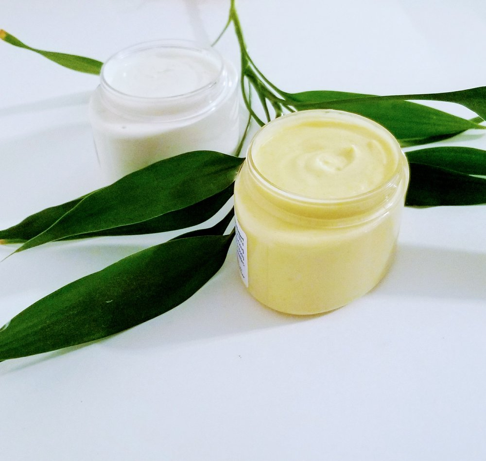 Nature's Perfect Garden - natural and organic healing herbal butters for hair & skin
