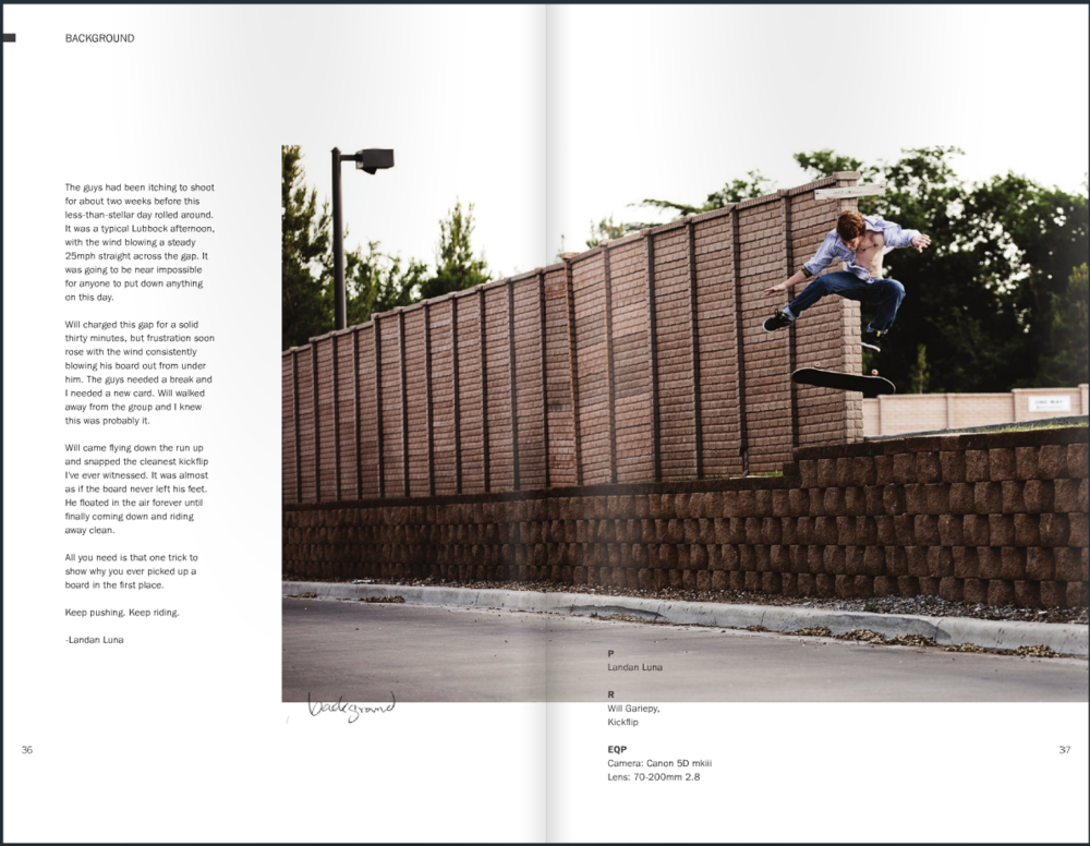 Published in Steeze Mag