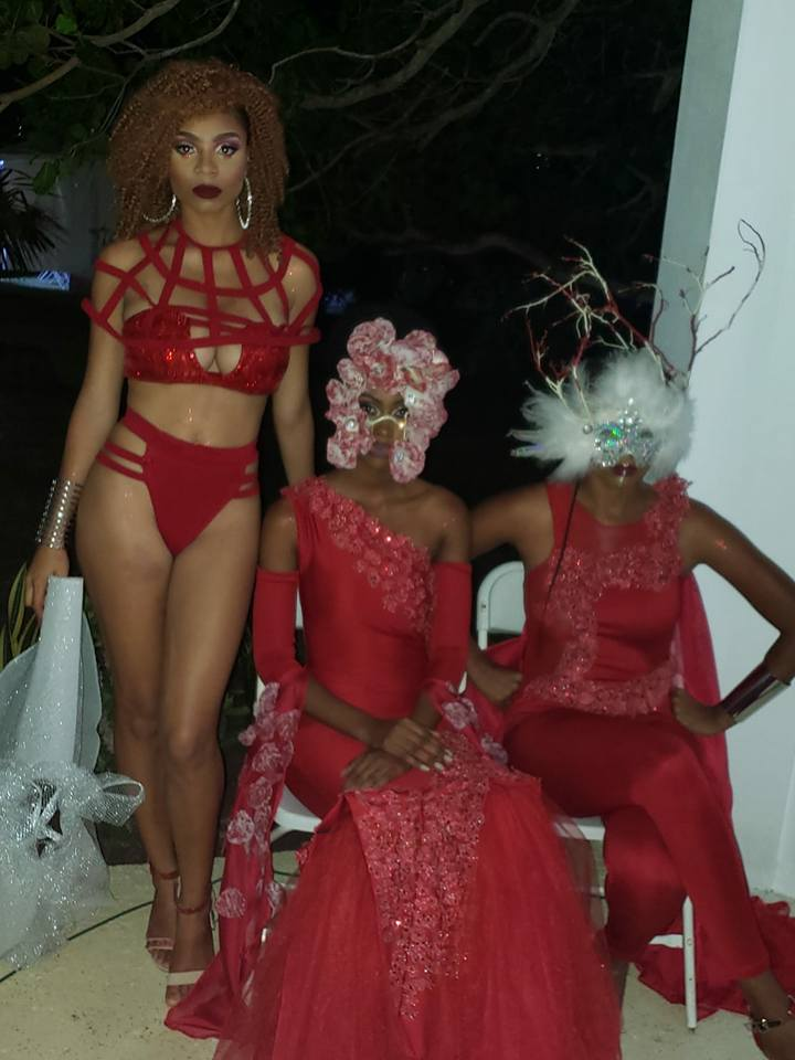 Couture Designs by Sonnika Weeks at Fashiontastic