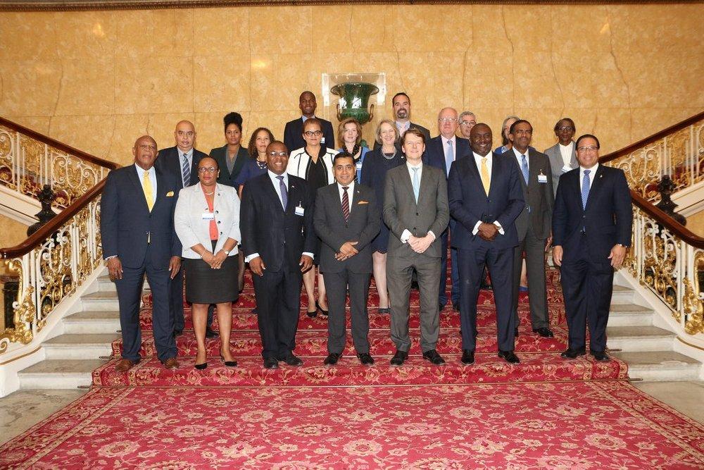 Pre JMC Meeting in London, UK